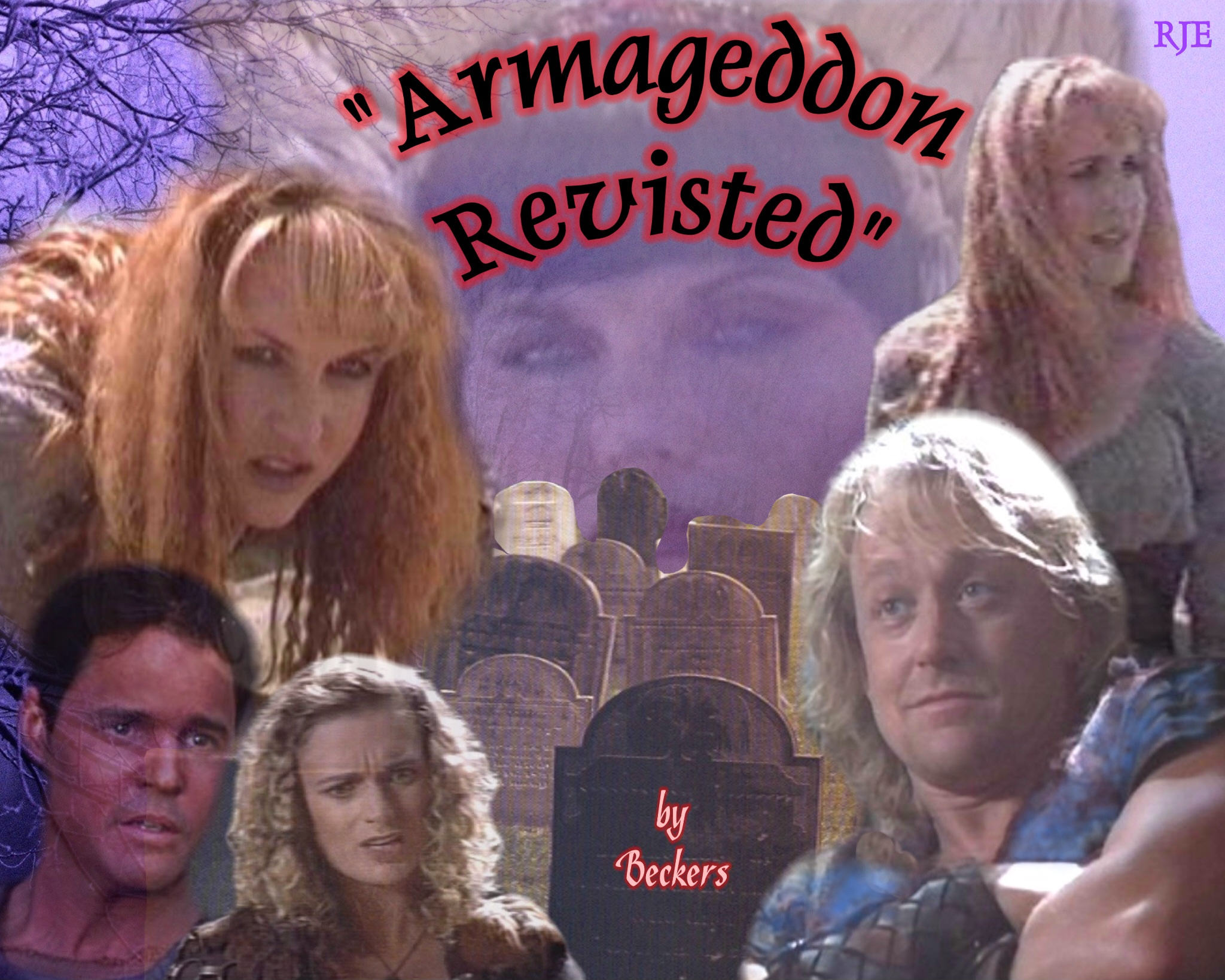 NEW! Armageddon Revisted